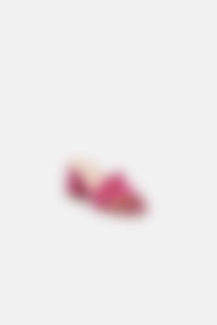 Fabienne Chapot Bright Pink Ted Mule Sandal