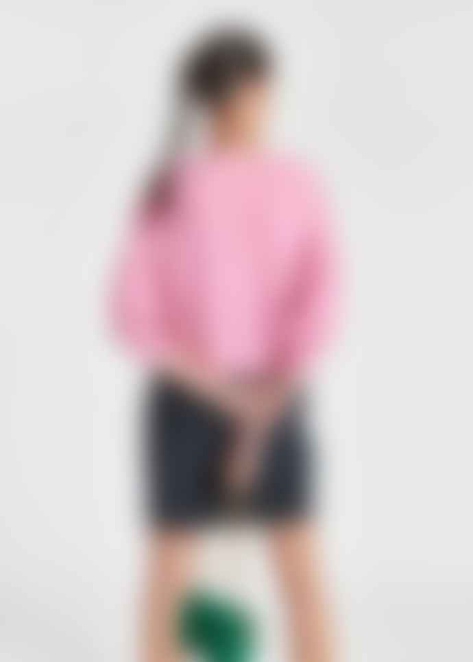 Essentiel Antwerp Zinedo Merino Wool And Cashmere Sweater In Pink