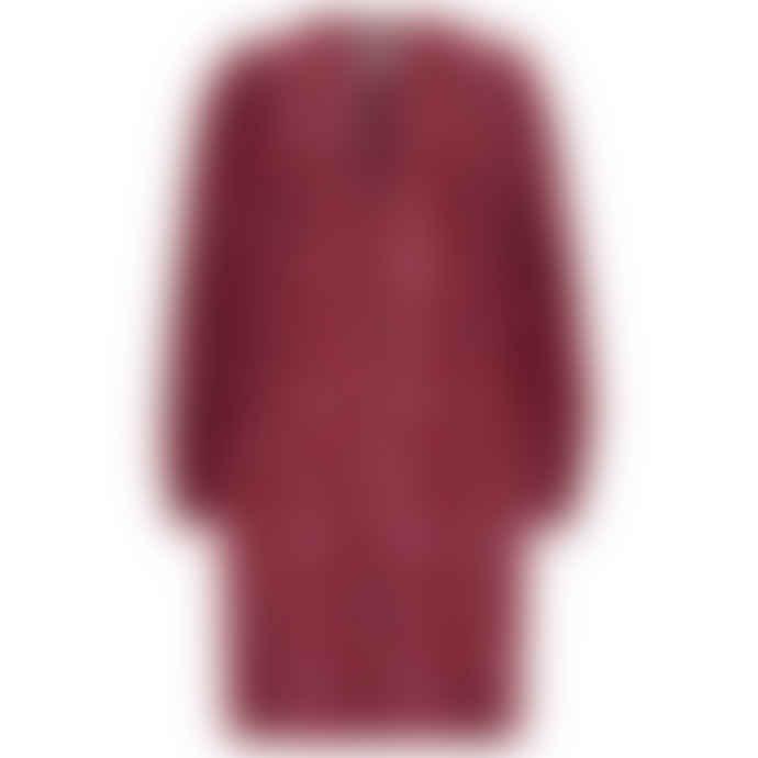 Isabel Marant Étoile Virginie Dress in Red