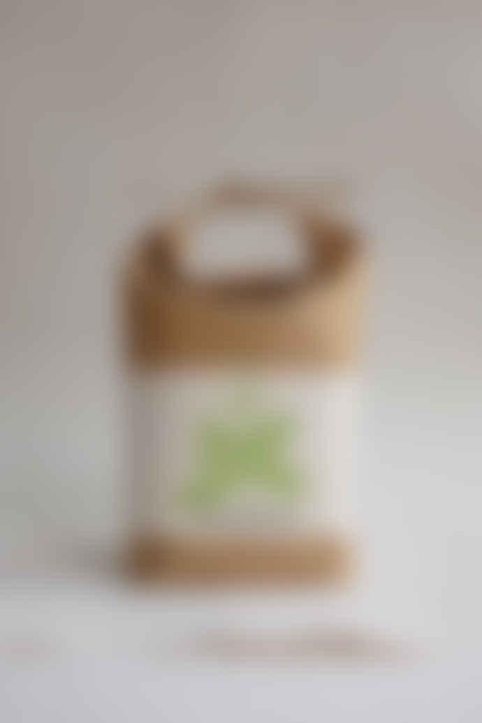 Squid Ink Studio Lemon Basil Cultivate and Eat Grow Bag
