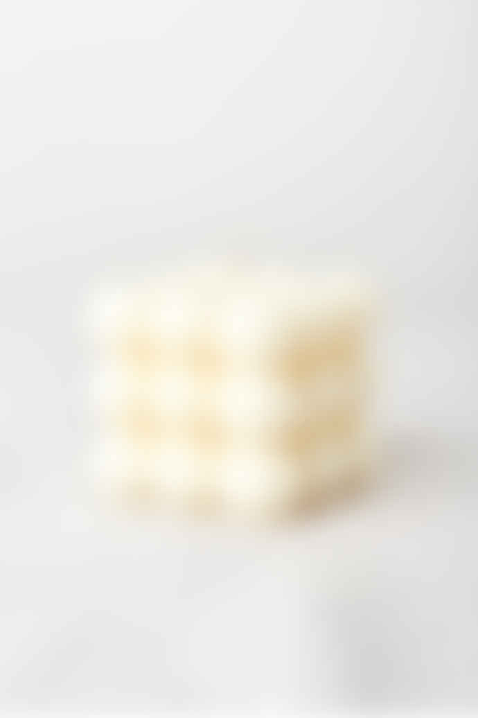 The Brighton Candle Co. Vegan Soy Wax Pebbles Bobble Candle