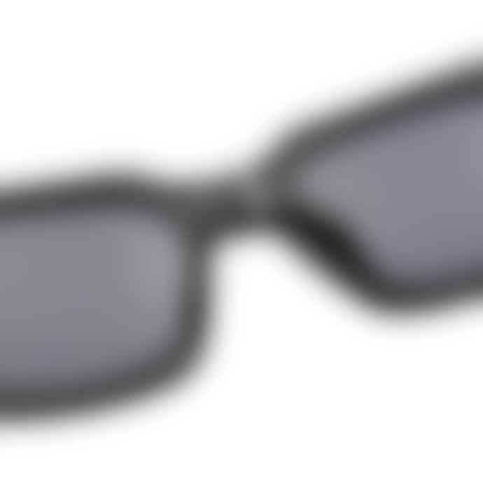 A.Kjaerbede  Black Nancy Sunglasses