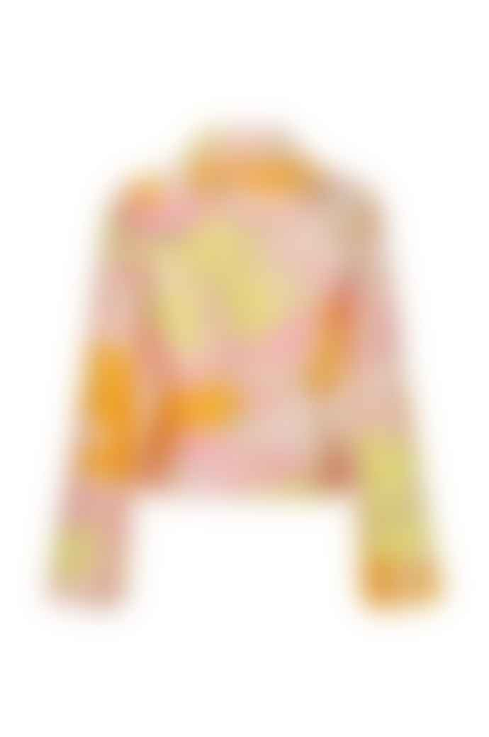 Stine Goya Kiana Jacket In Distortion