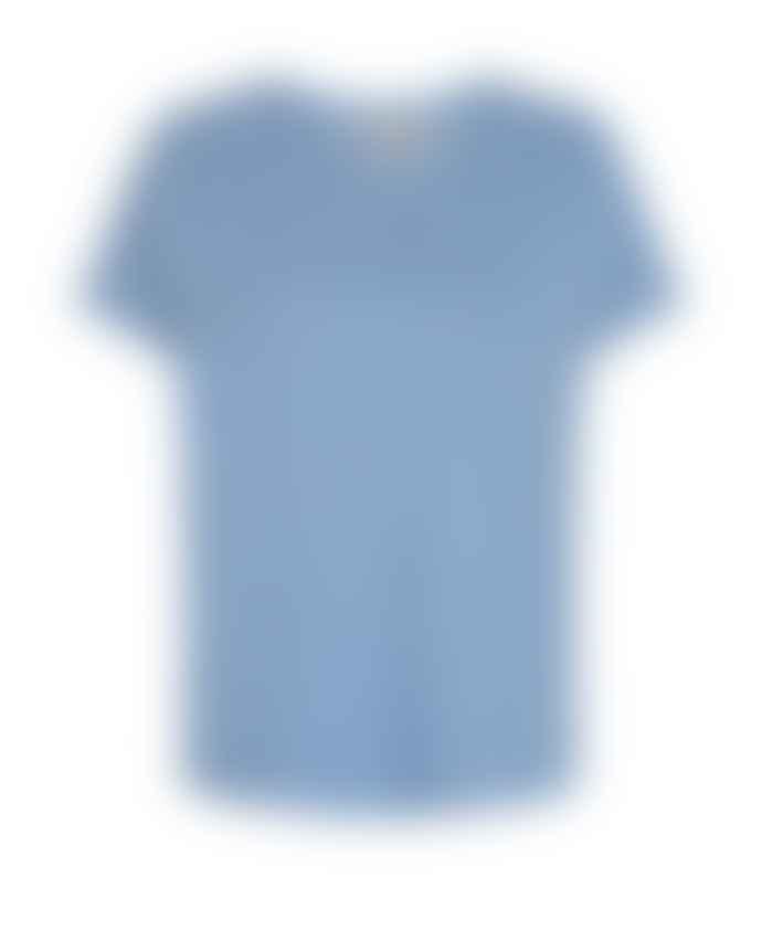 Mos Mosh Maya Tee Bel Air Blue