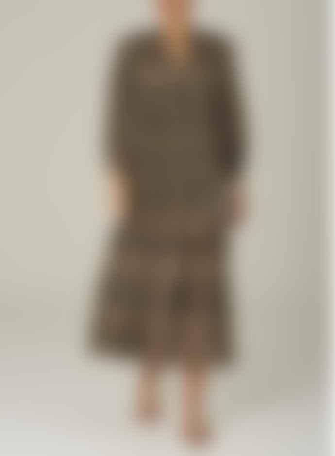 M.A.B.E Farrah Maxi Dress