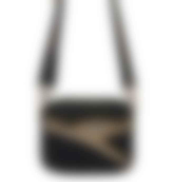 Nooki Design Calli Crossbody Bag Leopard Jacquard