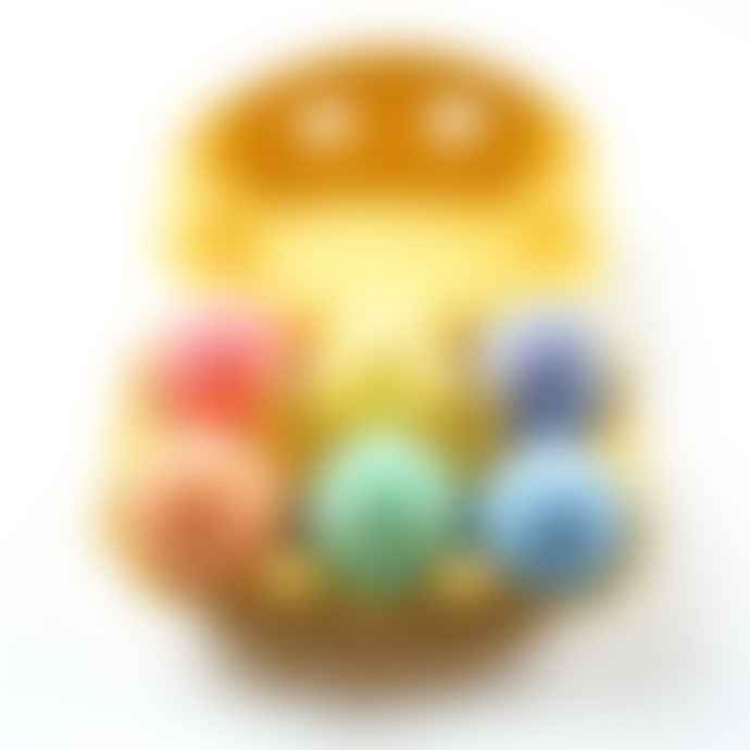 Berylune Box Of Egg Shaped Chalks