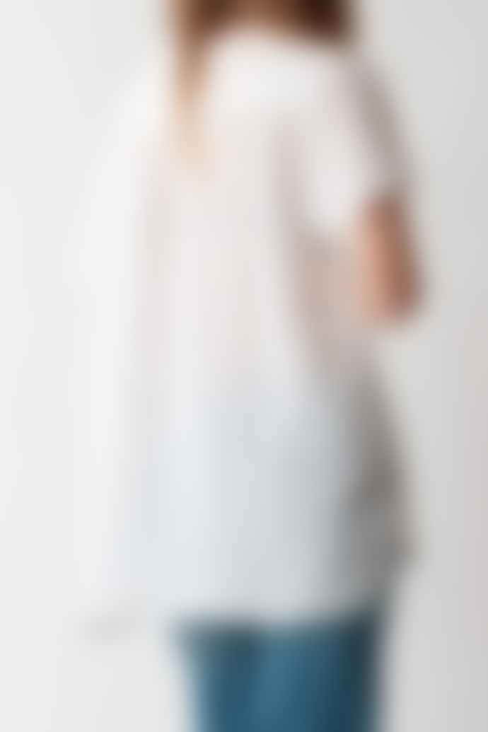 Project Aj117 Randi Blouse In White
