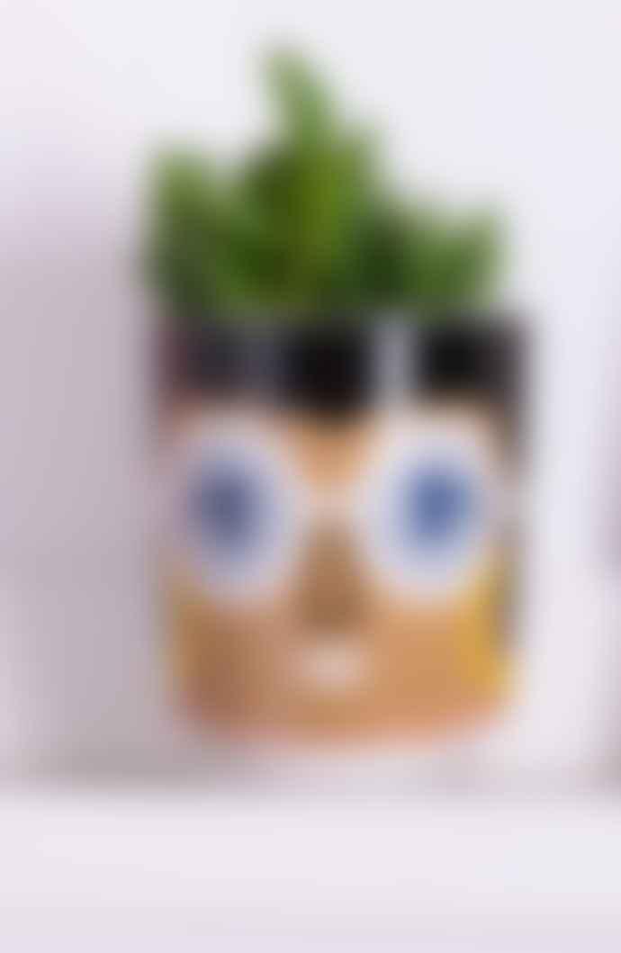 Kitsch Kitchen Gloria plant pot