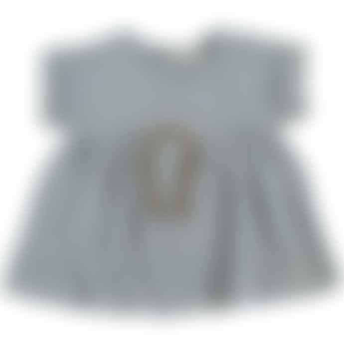 Bean's Barcelona Shark Organic Cotton and Linen Dress