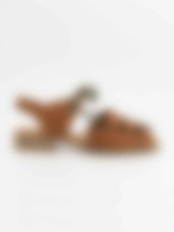Naguisa Lava Autumn Sandal