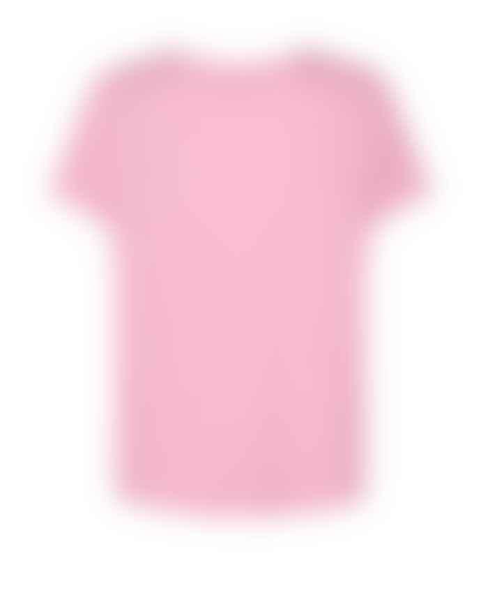Mos Mosh Maya Tee Bubblegum Pink