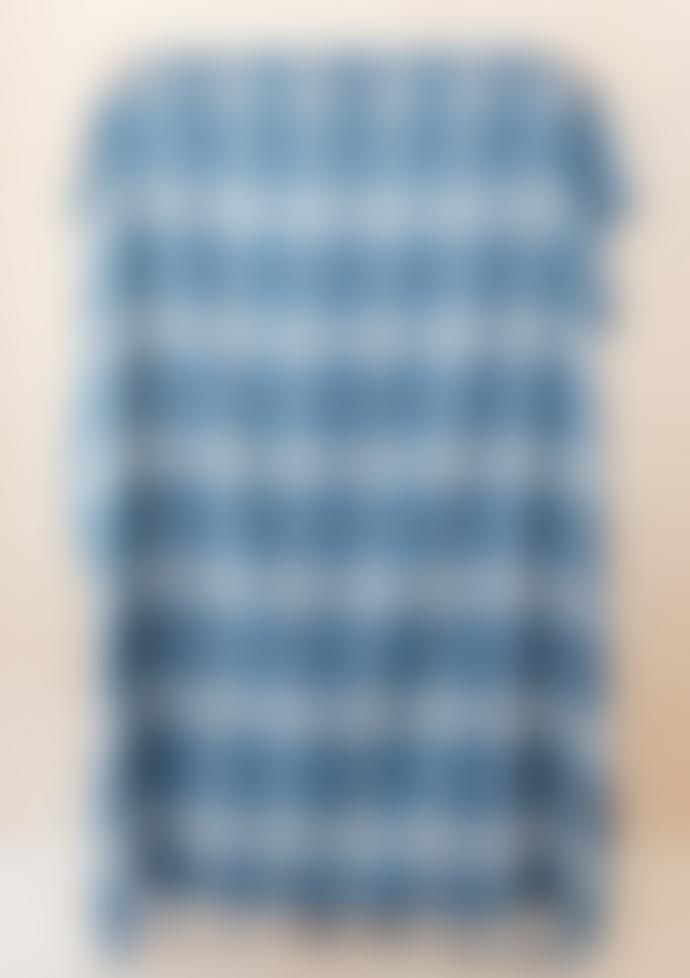 The Tartan Blanket Company Lambswool Blanket In Musselburgh Tartan