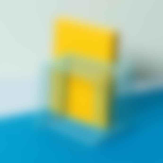 Block Design Magazine Rack