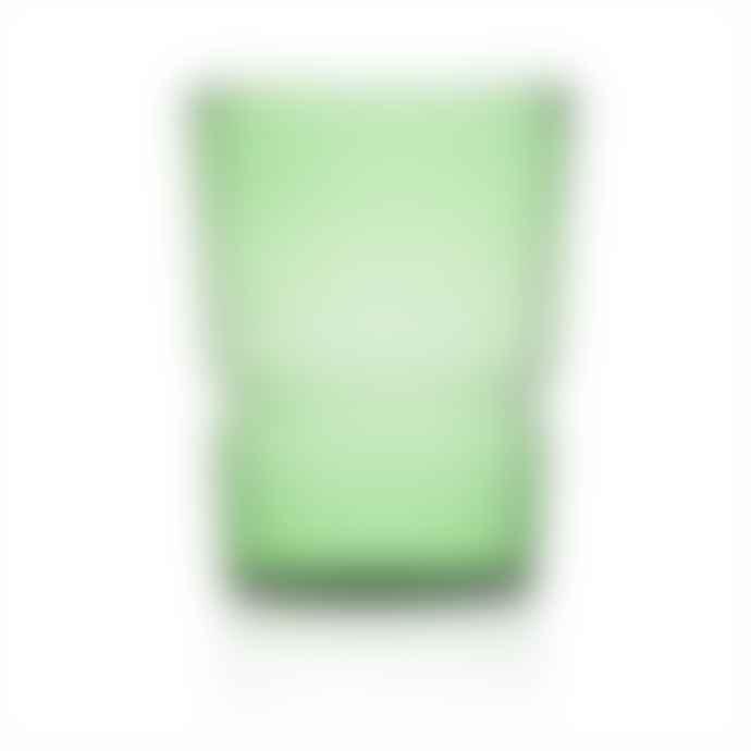Ichendorf Milano Green Tap Handmade Glass Tumbler