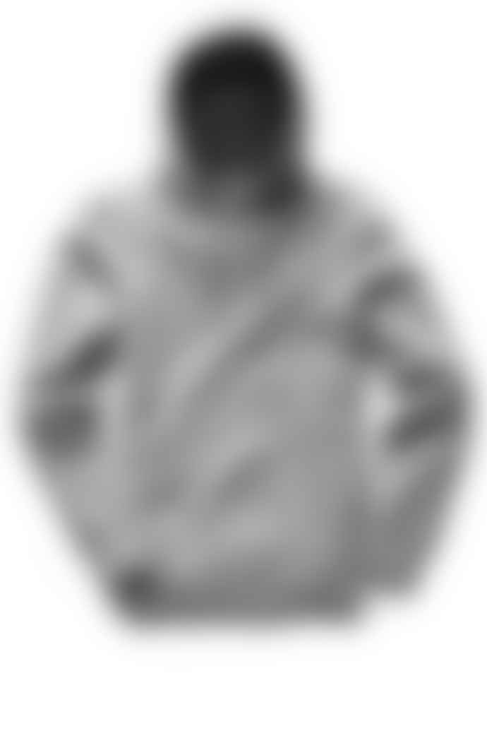 Reigning Champ Heather Grey Lightweight Terry Pullover Hoodie