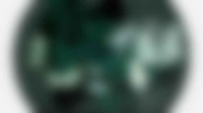 Ibride Medusa 65 Coffee Table Vibration Emerald