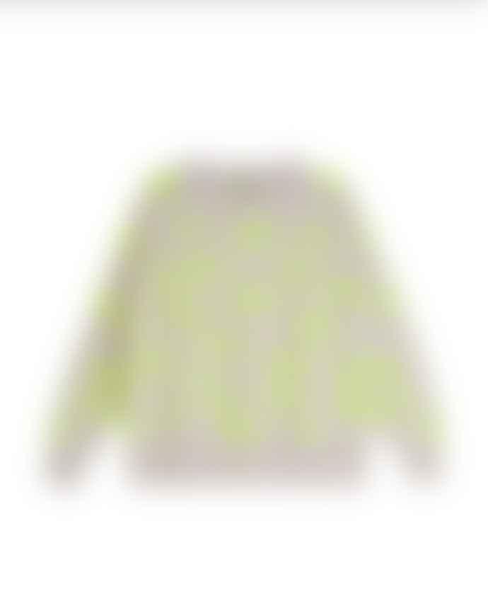 Jumper 1234 2 Colour Leopard Sweat