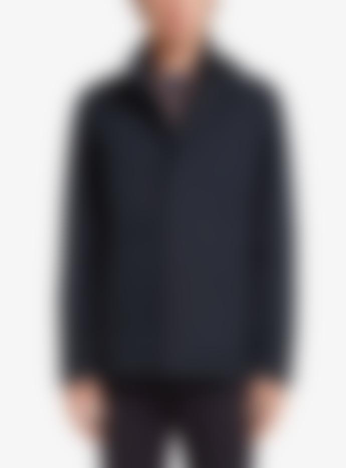 Z Zegna blue jacket