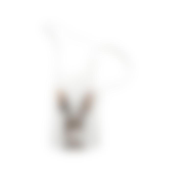 Little Weaver Arts Gold Sassy Hare - Medium Jug 20cm High