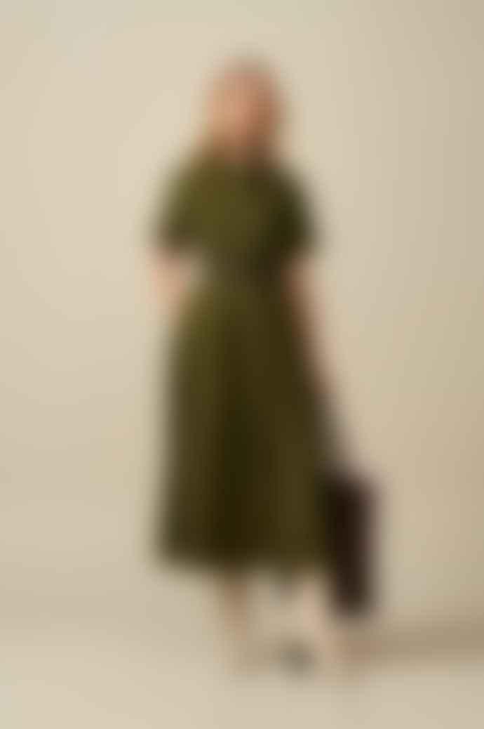 Bellerose Valie Dress Olive