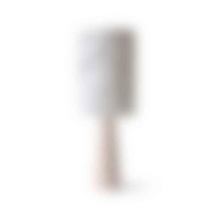 HKliving Black Lines Cylinder Lampshade