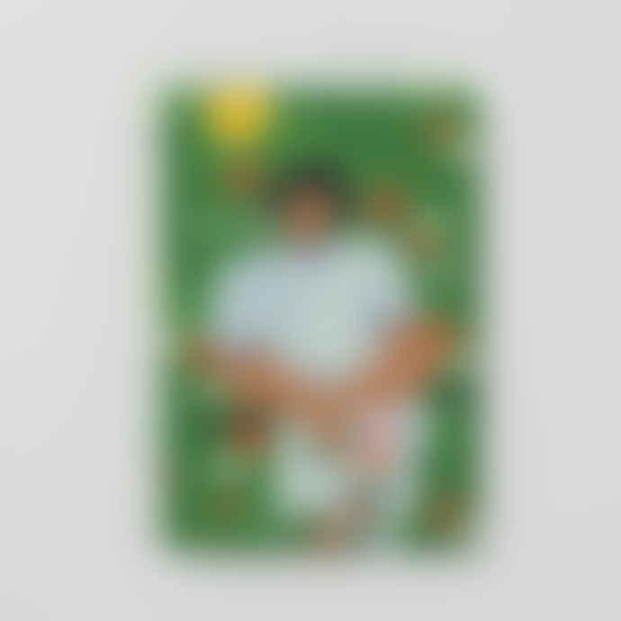 Wrap Magazine The Botanist Card