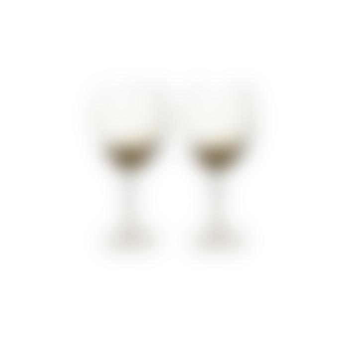 Denby Halo Red Wine Glasses (Set of 2)
