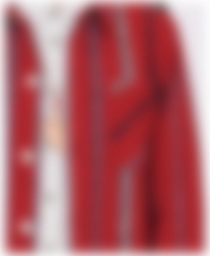 Eat Dust Marina Piccu Jacquard Long Sleeve Shirt