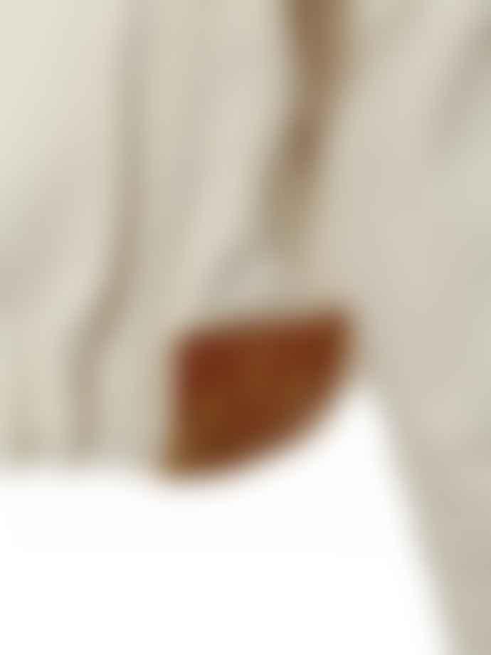 Pepe Jeans Tiffany Rope Seashell Jacket White