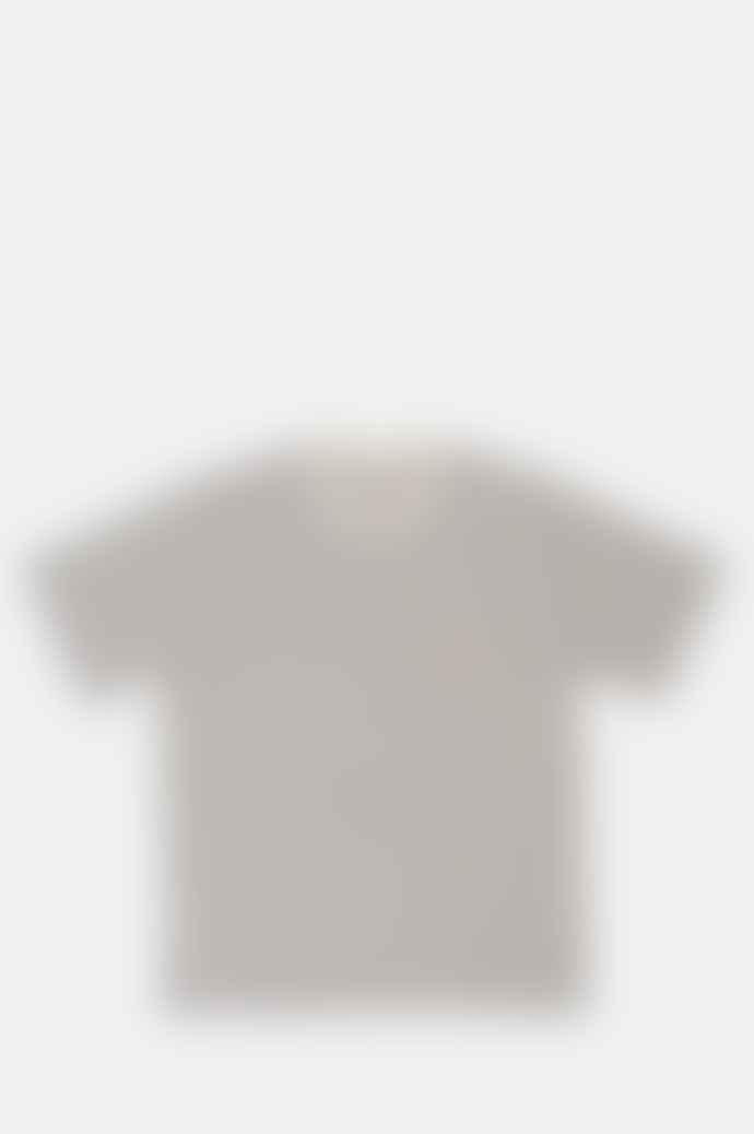 Danton Pocket T S S Cream Black White