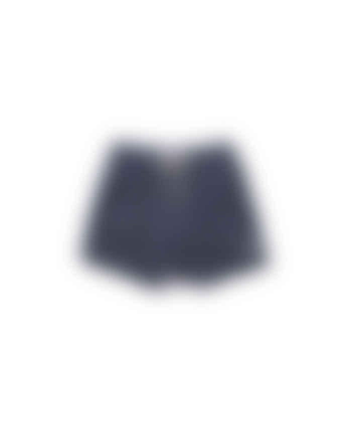Edmmond Studio Plain Navy Classic Colour Swimsuit