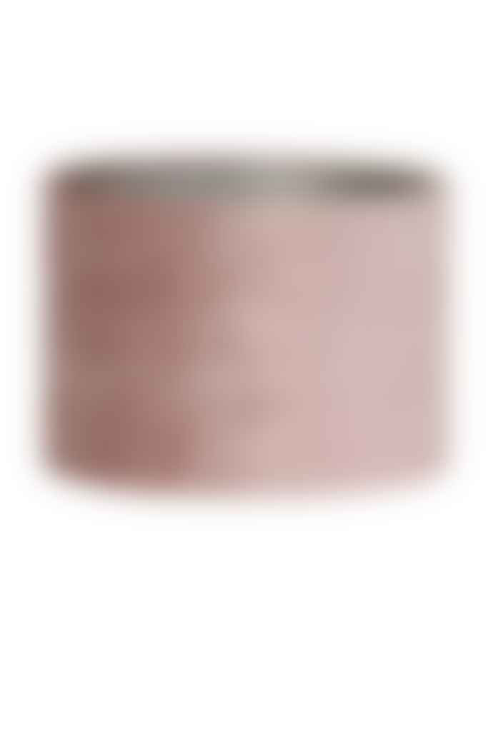 Light & Living Gemstone Light Shade In Old Pink 35 cm