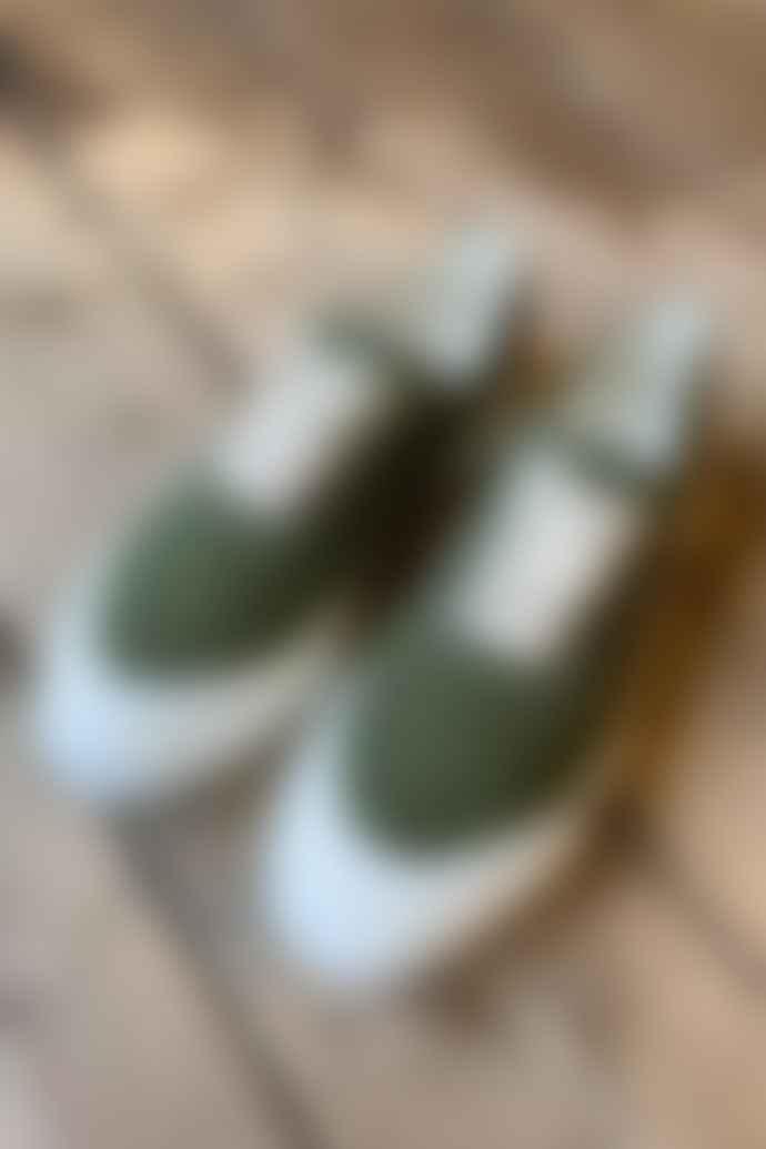 Good News  Mens Opal Khaki Trainers Shoes