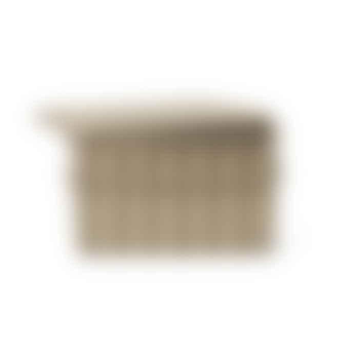 Ferm Living Large Paper Pulp Storage Box Set Of 2