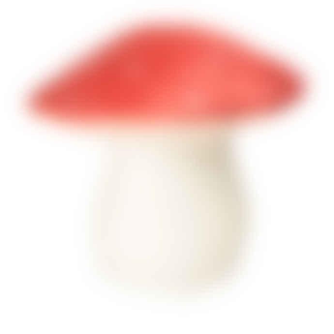 Egmont Toys Large Vintage Red Toadstool Lamp