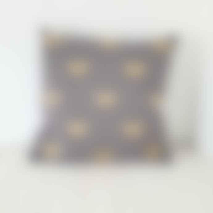 Malini Abeja Bumble Bee Cushion