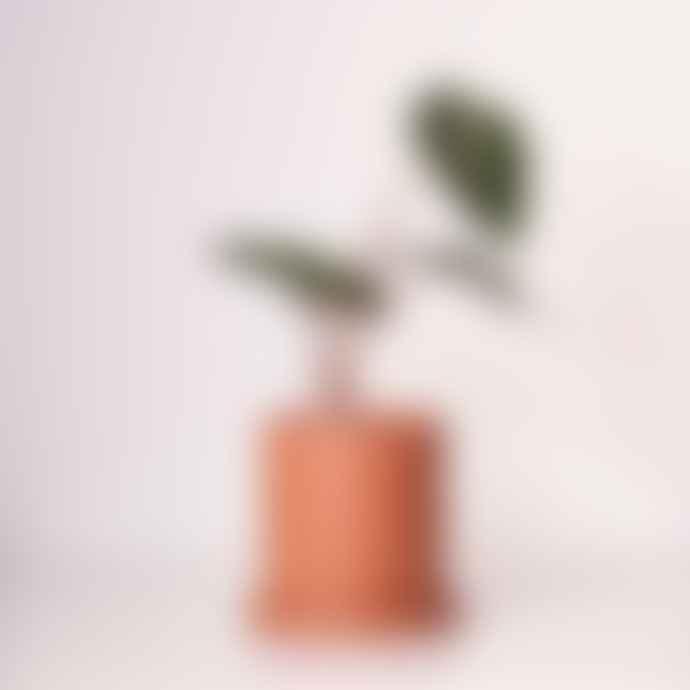 Anther + Moss Dalton Brick Plant Pot 10 Cm