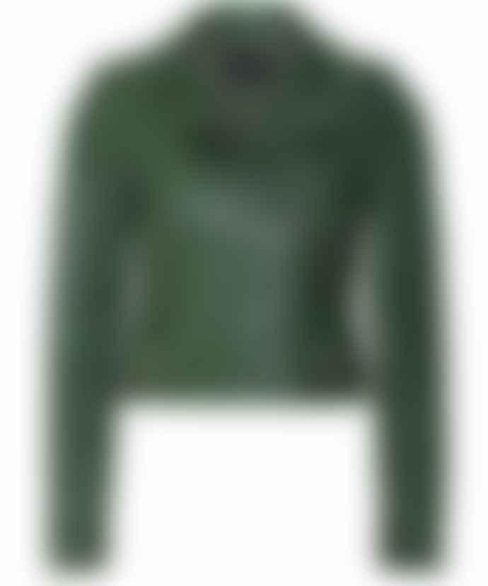 Oakwood Kyoto Jacket In Green 62966