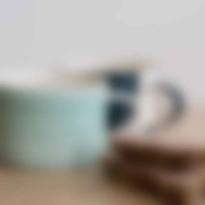 Musango Plain Wash Ceramic Mug Turmeric