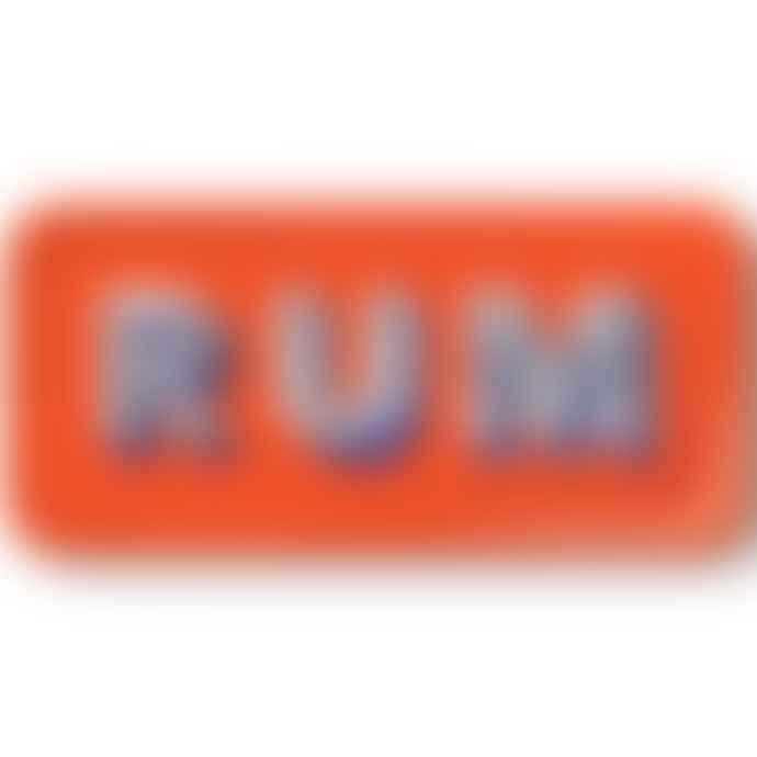 Jamida Asta Barrington Rum Slim Tray