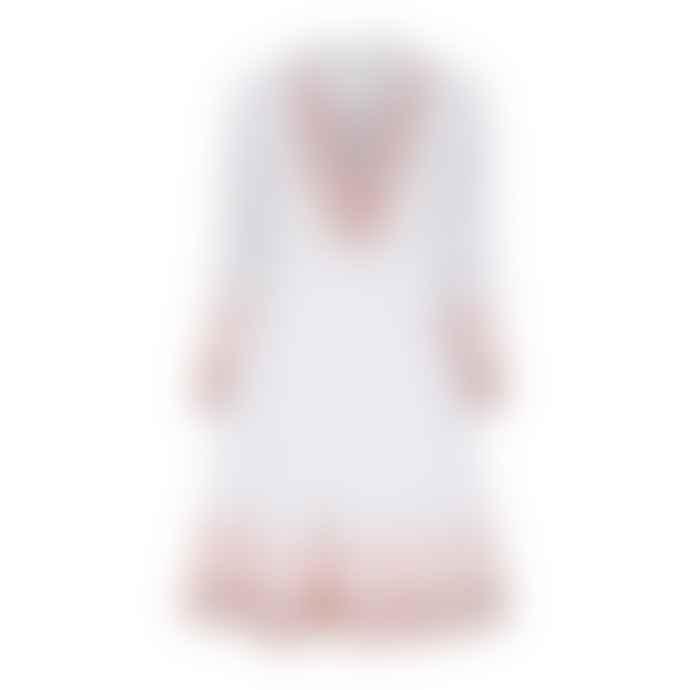 Nooki Design Whitmore Dress White