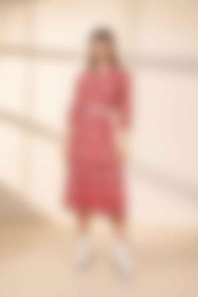 SUNCOO Coleen Printed Dress