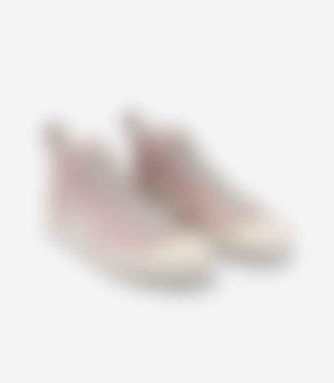 Veja Nova Babe Pierre Canvas Hi Top Sneakers