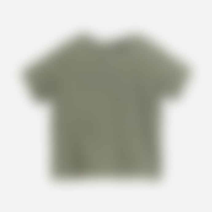 Play Up Camiseta Rayas Verde