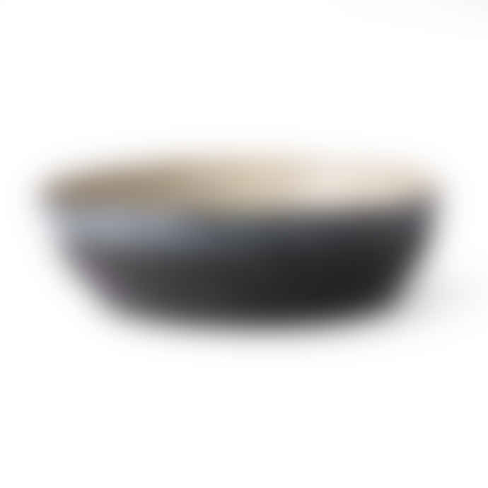 HKliving Set of 2 70s Galaxy Ceramics Pasta Bowl