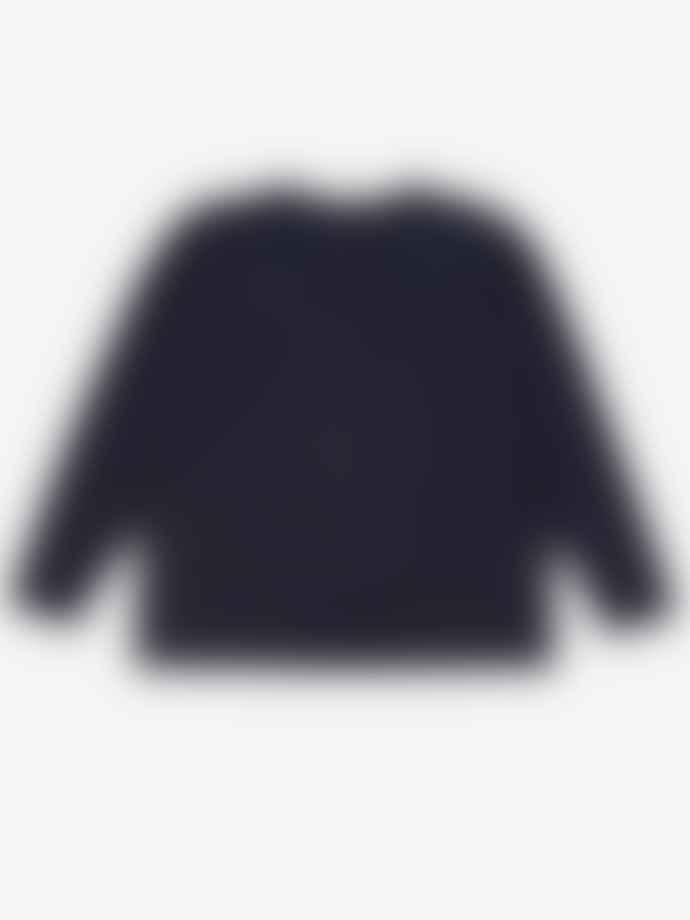 Sunray Makaha Long Sleeve T Shirt In Dark Navy