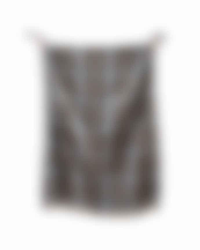 The Tartan Blanket Co. Large Recycled Wool Blanket / Throw In Mackellar Tartan