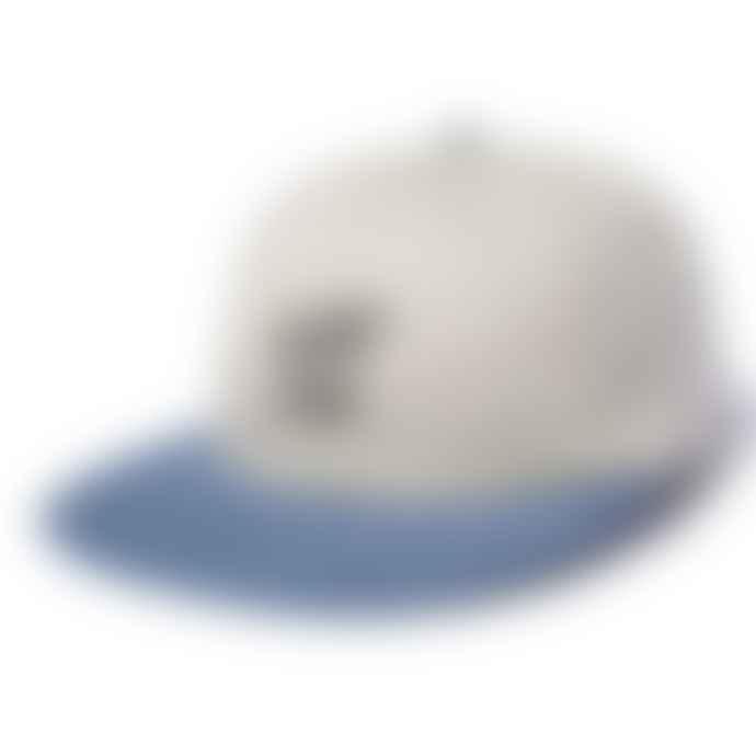 The Quiet Life Stone x Slate Script Polo Cap