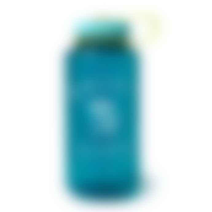 The Quiet Life 32 oz Blue Shhh Water Bottle